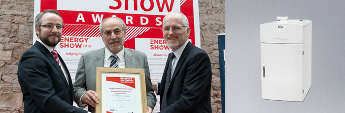 Grant Win Top Prize at SEAI Energy Show 2015