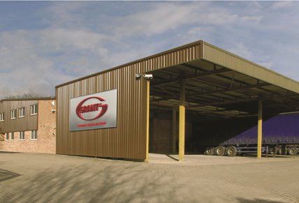 Grant UK expanded and moved to new premises with 3160m² offices and warehouse in Devizes.