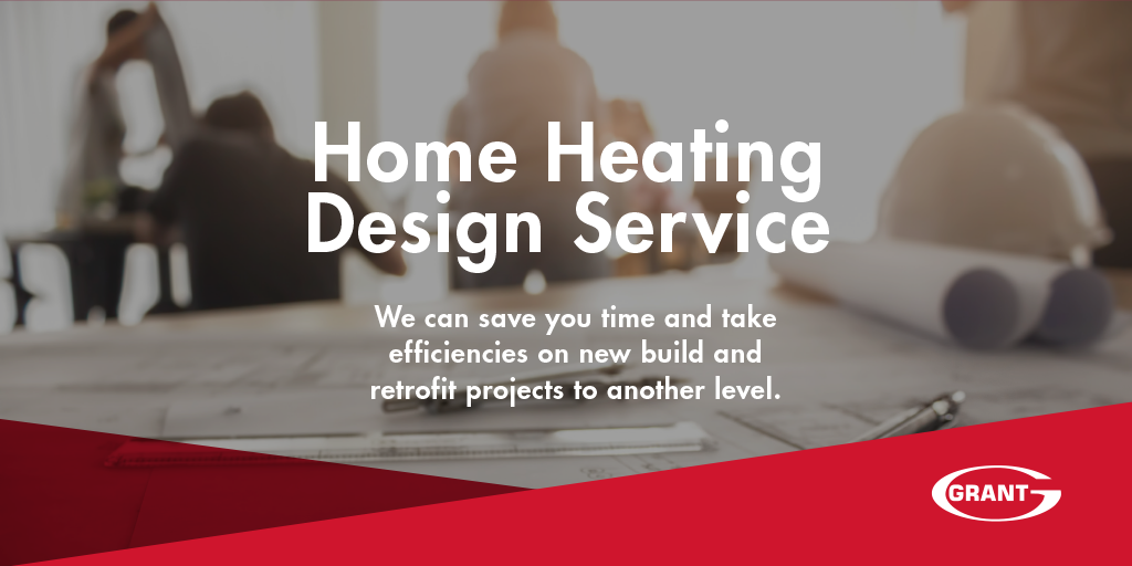 Save time and maximise efficiencies with our Home Heating Design Service