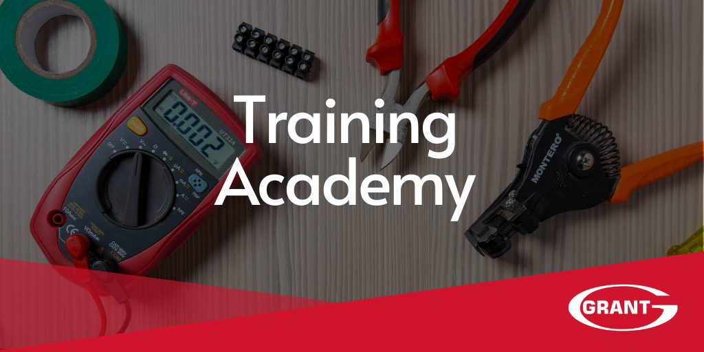 Grant's latest Training Academy dates announced